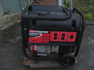 A generator just like this one was a key resource during the power outage.